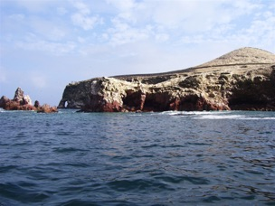 Paracas Bird Sanctuary